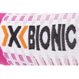 X-Bionic Spyker Competition Calf Compressor Women White/Pink